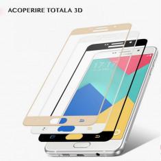 Folie sticla 3D Samsung Galaxy A5 2017 Japan Glass acoperire totala - Folie de protectie Samsung, Anti zgariere