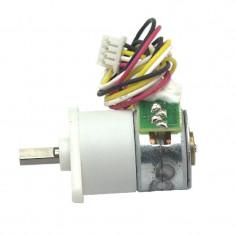 Micro Motor Pas cu Pas GM12-15BYC (1:10) - Motor electric