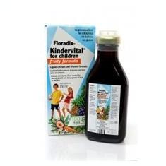Floradix Kindervital Pronat 250ml Cod: sb734 - Energizante