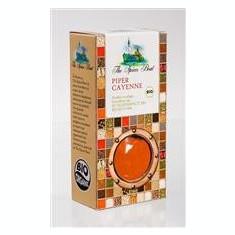 Condiment Piper Cayenne Longevita 40gr Cod: 12427