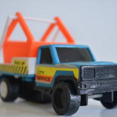 Jucarie camioneta pentru gunoi Pick-up City Sevice