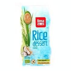 Desert din Orez cu Cocos Bio Lima 2x100ml Cod: 5411788047111 - Dulciuri