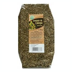 Seminte de Canepa Nedecorticate Herbavit 500gr Cod: 25161 - Panificatie
