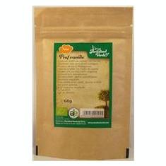 Praf Vanilie Bio Paradisul Verde 60gr Cod: 6090000229055 - Dulciuri