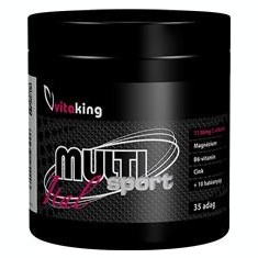 Vitadrink Vitaking 35 portii Cod: vk1606 - Produs masa musculara