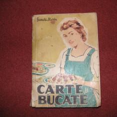 Carte de bucate - 1959 - Sanda Marin - 855 retete