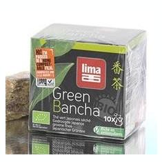 Ceai Verde Bio Japonez Bancha Lima 15gr Cod: 5411788045452
