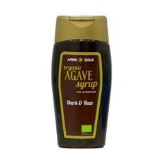 Maya Gold Sirop de Agave Dark Raw Ecologic Niavis 350gr/250ml Cod: 2435maya