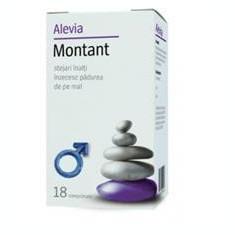 Montant Alevia 30cpr Cod: 21333 - Supliment nutritiv
