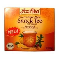 Ceai Bio Aperitiv cu Lamaie Mate si Ceai Verde Pronat 10.80gr Cod: yt41108