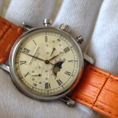 Patek Philippe Grand Complication Perpetual Calendar Chronograph - Ceas barbatesc Patek Philippe, Mecanic-Automatic