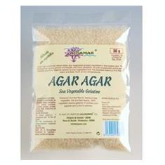 Agar Agar Fulgi Bio Algamar 50gr Cod: 8437002393953 - Peste si fructe de mare