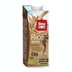 Lapte de Orez Moka Bio Lima 250ml Cod: 5411788046886 - Bacanie