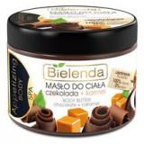 Unt de Corp cu Ciocolata si Caramel Bilenda Niavis 200ml Cod: 2477bie - Crema de corp