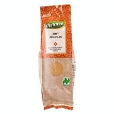 Scortisoara Bio Macinata Dennree 40gr Cod: 573197 - Condiment