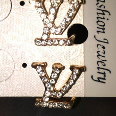 LV_CRYSTALS_cercei aurii cristale -cu surub