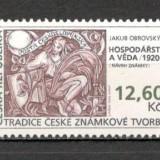 Cehia.1998 Traditia tiparirii marcilor postale KX.96 - Timbre straine, Nestampilat