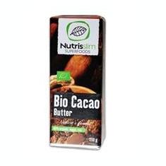Unt de Cacao Bio Nutrisslim 250gr Cod: 5123