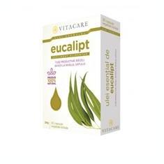 Eucalipt Ulei Esential Vita Care 30cps Cod: 19102 - Remediu din plante