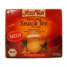 Ceai Bio Aperitiv cu Menta Dulce si Assam Pronat 10.80gr Cod: yt41098