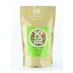 Cafea Verde Robusta Macinata cu Ghimbir Solaris 260gr Cod: 26393