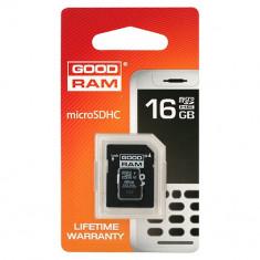 Card Goodram Micro SD Clasa4 16GB - Card memorie