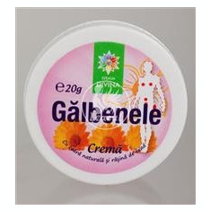 Crema Galbenele Santo Raphael 20ml Cod: 4047 - Crema Anticelulitica