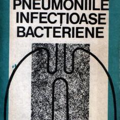 Pneumoniile infecţioase bacteriene