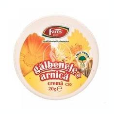 Unguent Galbenele si Arnica Fares 20gr Cod: 14891 - Crema Anticelulitica