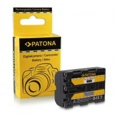 Acumulator Sony NP-FM500H, NP-FM500, A900, A700, A300, A200, marca Patona