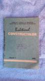 BULETINUL CONSTRUCTIILOR VOL 3 ANUL 1989