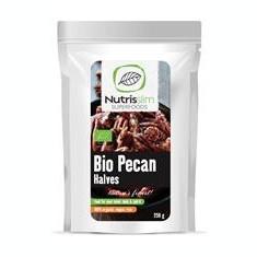 Fructe de Pecan Bio Nutrisslim 250gr Cod: 5158n