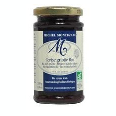 Gem de Cirese Amare Bio Montignac 250gr Cod: 90025 - Conserve