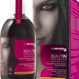 Beautin Collagen cu Mango si Pepene Galben Myelements Niavis 500ml Cod: mye2 - Crema de corp