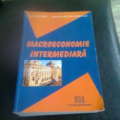 MACROECONOMIE INTERMEDIARA - MARIUS BACESCU - Carte despre internet