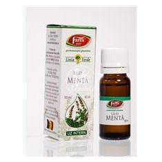 Ulei Menta Fares 10ml Cod: 11247 - Remediu din plante