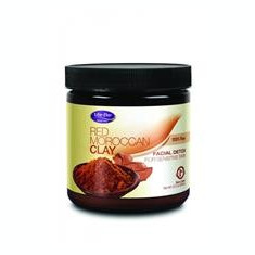 Red Moroccan Clay (Sensitive skin) Secom 354gr Cod: sec24 - Lotiune de corp