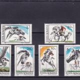 ROMANIA 1992, LP 1281, CAI SERIE MNH - Timbre Romania, Nestampilat