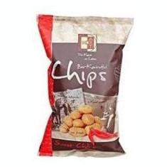 Chipsuri Bio cu Boia Dulce Pronat 120gr Cod: bg257261 - Snack