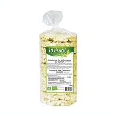 Rondele Bio de Orez cu Quinoa Idenat 130gr Cod: 6462 - Panificatie