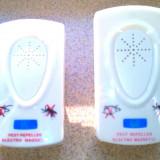 REPELLER_dispozitiv / aparat impotriva tantarilor, mustelor si soarecilor