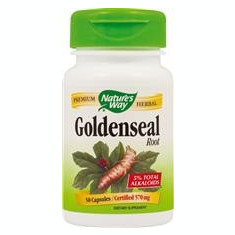 Goldenseal 570mg Nature's Way Secom 50cps Cod: 17581 - Vitamine/Minerale