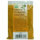 Turmeric Pulbere Herbavit 100gr Cod: 25171
