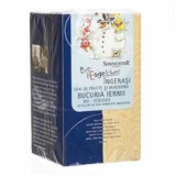 Ceai Bio Ingerasi Bucuria Iernii Sonnentor 20pl Cod: 17945