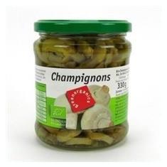 Ciuperci Champignon Bio Pronat 330g/170g Cod: bg192149 - Bacanie