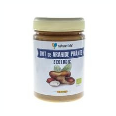 Unt Arahide Prajite Ecologic N4L Evergreen 300gr Cod: 6426309000765