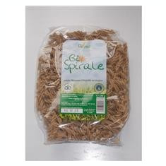 Paste Fainoase Integrale Bio Spirale Petras 250gr. Cod: 6422963000233