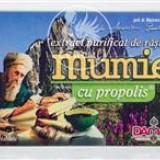 Extract Purificat de Rasina Mumie cu Propolis Damar 60tb Cod: 17831
