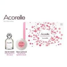Set Cadou Orchidee Blanche Dama Acorelle 50ml+100gr Cod: 3700343024523