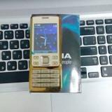 Vand nokia 6300 gold, NOU in cutie !!! - Telefon mobil Nokia 6300, Argintiu, Neblocat